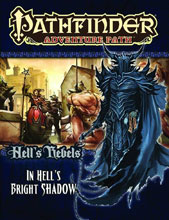 Image: Pathfinder Adventure Path #97: In Hell's Bright Shadow SC  -