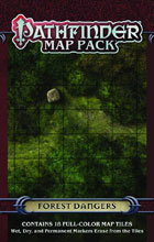 Image: Pathfinder Map Pack: Forest Dangers  -