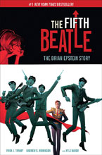 Image: Fifth Beatle: The Brian Epstein Story SC  - Dark Horse Comics