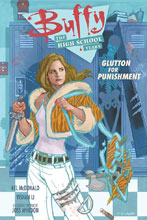 Image: Buffy: The High School Years - Glutton for Punishment SC  - Dark Horse Comics