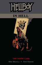 Image: Hellboy in Hell Vol. 02: The Death Card SC  - Dark Horse Comics