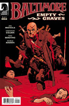 Image: Baltimore: Empty Graves #5  [2016] - Dark Horse Comics