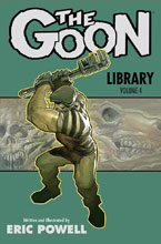 Image: Goon Library Vol. 04 HC  - Dark Horse Comics