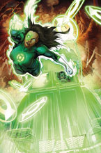 Image: Green Lanterns #4 - DC Comics
