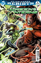 Image: Green Lanterns #5 - DC Comics