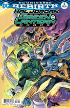 Image: Hal Jordan & the Green Lantern Corps #3 - DC Comics