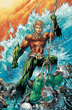 Image: Aquaman: A Celebration of 75 Years HC  - DC Comics