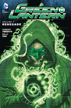 Image: Green Lantern Vol. 07: Renegade SC  - DC Comics