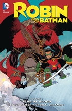 Image: Robin: Son of Batman Vol. 01: Year of Blood SC  - DC Comics