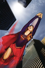 Image: Adventures of Supergirl SC  - DC Comics