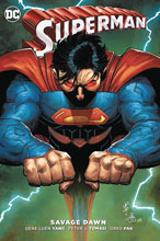 Image: Superman: Savage Dawn HC  - DC Comics