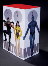 Image: Watchmen Collector's Edition Slipcase Set HC  - DC Comics