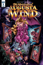 Image: Adventures of Augusta Wind Vol. 02: The Last Story #1  [2016] - IDW Publishing
