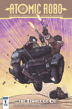 Image: Atomic Robo and the Temple of Od #1  [2016] - IDW Publishing