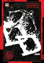 Image: Chris Samnee's Daredevil Artist's Edition HC  - IDW Publishing
