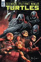 Image: Teenage Mutant Ninja Turtles #61  [2016] - IDW Publishing