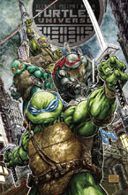 Image: Teenage Mutant Ninja Turtles Universe #1 - IDW Publishing