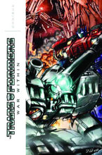Image: Transformers: War Within Omnibus SC  - IDW Publishing