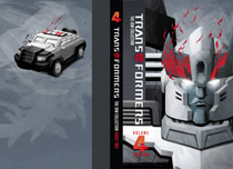 Image: Transformers: The IDW Collection Phase 02 Vol. 04 HC  - IDW Publishing