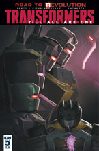 Image: Transformers: Till All Are One #3  [2016] - IDW Publishing
