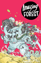 Image: Amazing Forest SC  - IDW Publishing