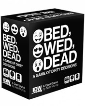 Image: Bed, Wed Dead: A Game of Dirty Decisions Card Game  - IDW Publishing