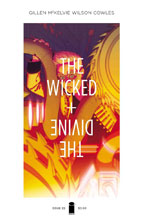 Image: Wicked + The Divine #22 (cover A)  [2016] - Image Comics