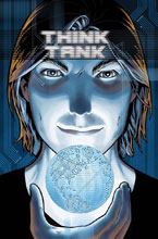 Image: Think Tank Vol. 04 SC  - Image Comics - Top Cow