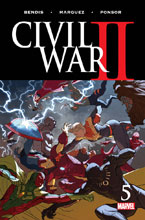 Image: Civil War II #5  [2016] - Marvel Comics