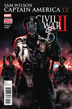Image: Captain America: Sam Wilson #12 - Marvel Comics