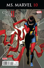 Image: Ms. Marvel #10 - Marvel Comics