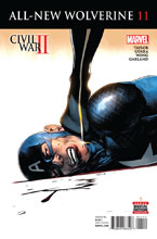 Image: All-New Wolverine #11 - Marvel Comics