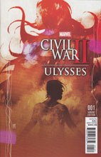 Image: Civil War II: Ulysses #1 (incentive cover - )  [2016] - Marvel Comics