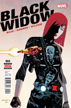 Image: Black Widow #6 - Marvel Comics