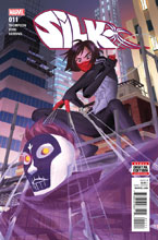 Image: Silk #11  [2016] - Marvel Comics