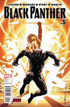 Image: Black Panther #5 - Marvel Comics