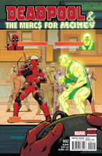 Image: Deadpool & the Mercs for Money #2 [October 2016]  [2016] - Marvel Comics