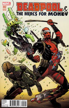 Image: Deadpool & the Mercs for Money #2 (Sliney incentive cover)  [2016] - Marvel Comics