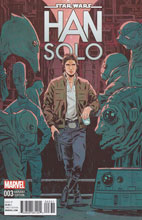 Image: Han Solo #3 (Walsh incentive cover - 00331) - Marvel Comics