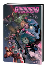 Image: Guardians of the Galaxy by Brian Michael Bendis Omnibus Vol. 01 HC  - Marvel Comics