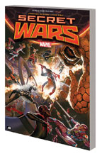 Image: Secret Wars SC  - Marvel Comics
