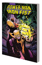 Image: Power Man and Iron Fist Vol. 01: The Boys Are Back in Town SC  - Marvel Comics