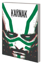 Image: Karnak: The Flaw in All Things SC  - Marvel Comics