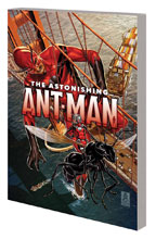 Image: Astonishing Ant-Man Vol. 02: Small-Time Criminal SC  - Marvel Comics