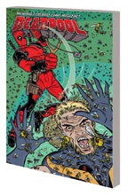 Image: Deadpool: World's Greatest Vol. 03 - Deadpool vs. Sabretooth SC  - Marvel Comics