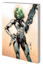 Image: Gamora: Guardian of the Galaxy SC  - Marvel Comics