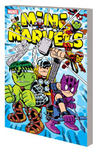 Image: Mini-Marvels: Complete Collection SC  (new printing) - Marvel Comics
