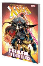 Image: X-Men: Fatal Attractions SC  - Marvel Comics