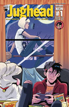 Image: Jughead Vol. 03 #9 (cover A - Derek Charm) - Archie Comic Publications