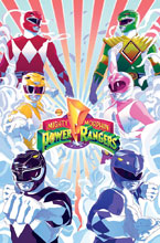 Image: Mighty Morphin Power Rangers 2016 Annual #1  [2016] - Boom! Studios